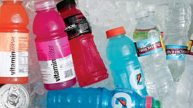 sports drinks vs water essay